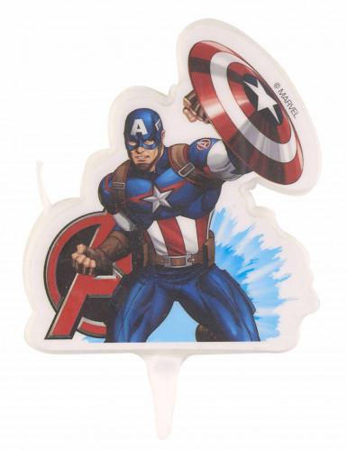 Captain America verjaardagskaars