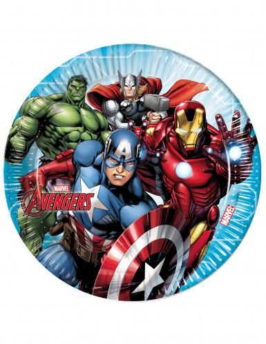 8 Mighty Avengers™ borden