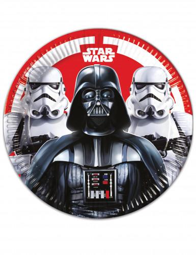8 Star Wars Final Battle™ borden