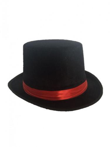 Vampier graaf hoge hoed voor volwassenen