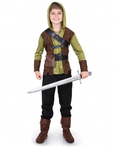 Robin bos kostuum voor jongens