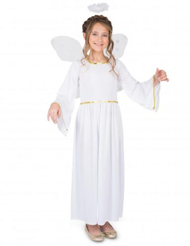 Paradijs engel kostuum voor meisjes