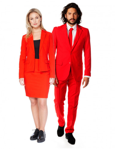 Rood Opposuits™ koppelkostuum