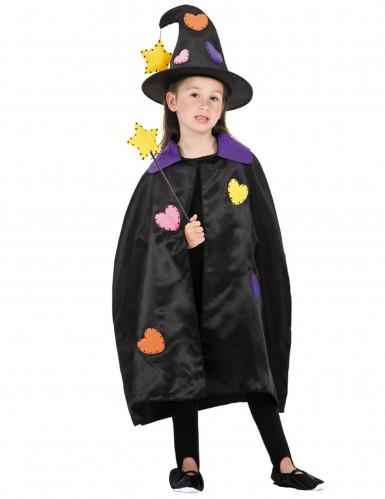 Heksen accessoire set voor meisjes