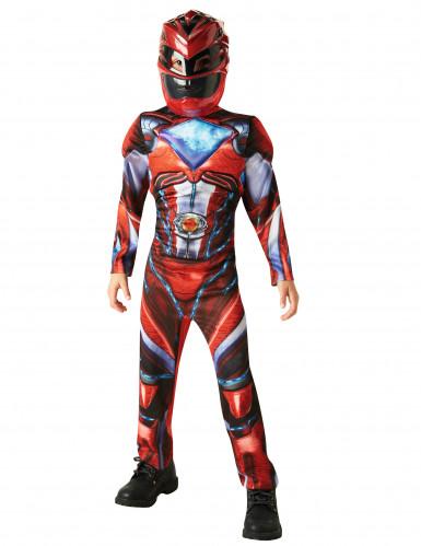 Luxe rode Power Rangers™ kostuum voor kinderen-1