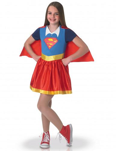 Supergirl™ Superhero Girls™ jurk voor meisjes