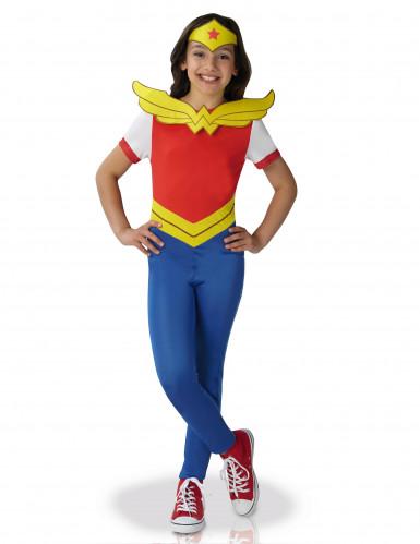 Wonder Woman - Superhero Girls™ kostuum voor meisjes