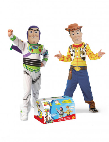 Toy Story™ Woody™ en Buzz™ kostuum set