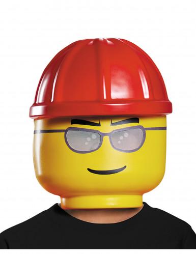 Lego® bouwvakker masker voor kinderen