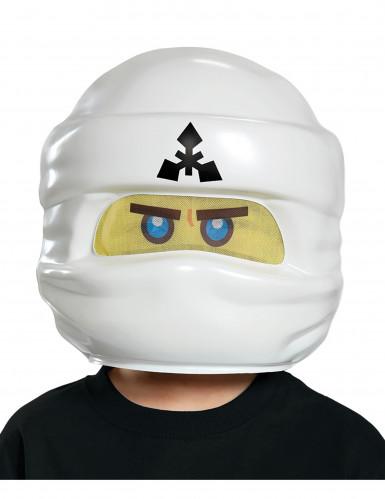 Zane Ninjago® Lego® masker voor kinderen