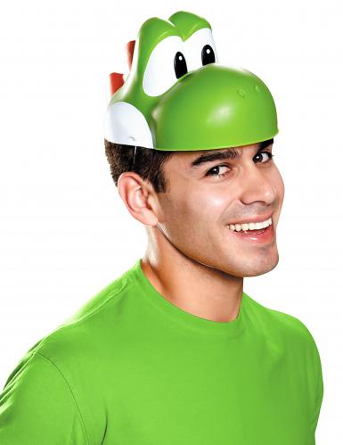 Yoshi Nintendo® masker voor volwassenen