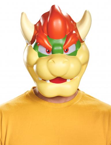 Bowser Nintendo® masker voor volwassenen