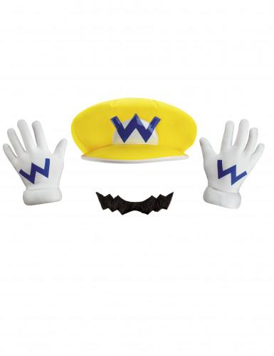Wario Nintendo® set voor kinderen