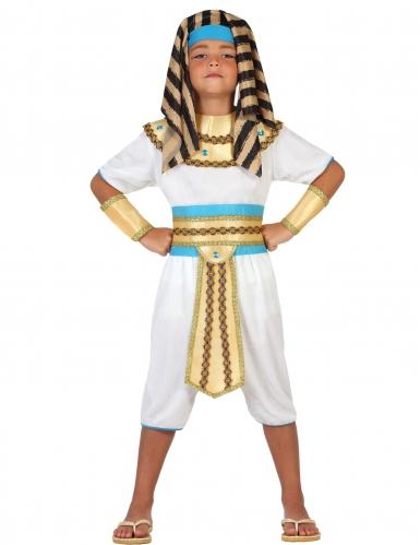 Klassiek Egyptische farao kostuum voor jongens