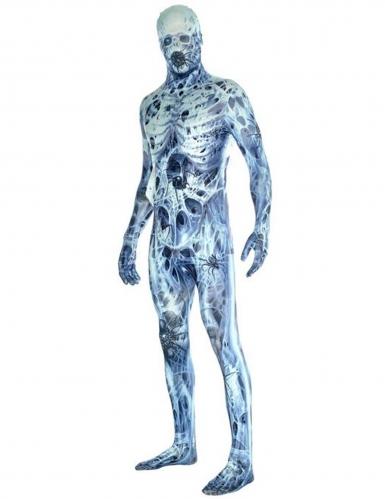 Morphsuits™ spinnenweb kostuum voor volwassenen