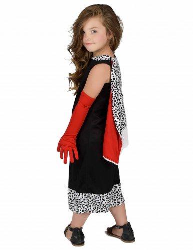 Cruella kostuum voor meisjes-2