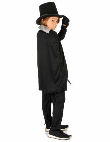 Goochelaar kostuum voor jongens-2