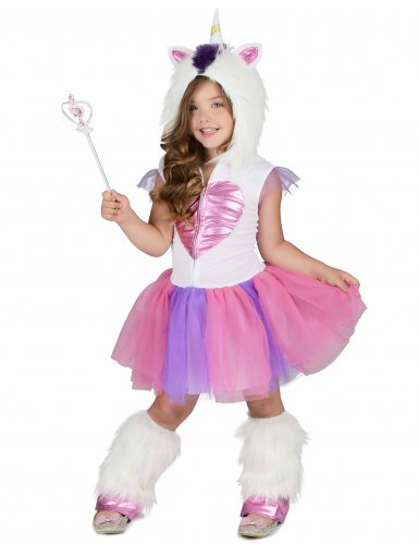 Eenhoorn prinses kostuum voor meisjes