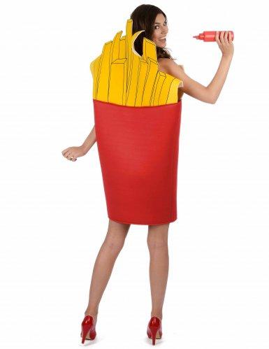 Frietzak kostuum voor volwassenen-2