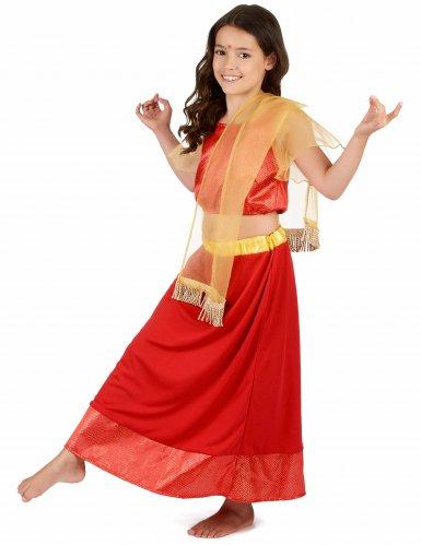 Bollywood danseres kostuum voor meisjes-1