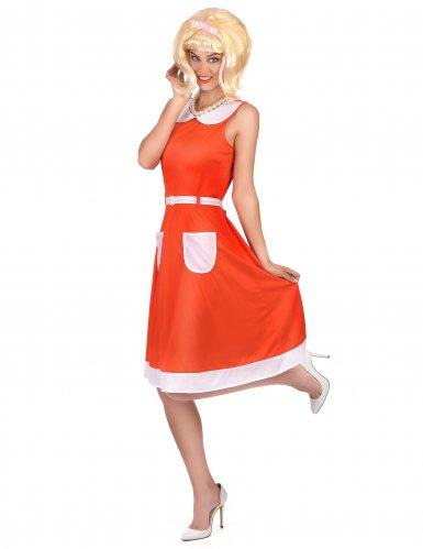 Retro jaren 50/60 kostuum voor dames-1
