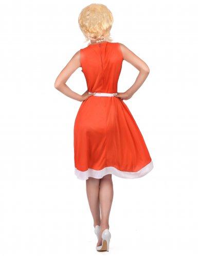 Retro jaren 50/60 kostuum voor dames-2