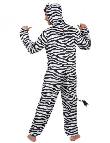 Zebra kostuum voor mannen-2