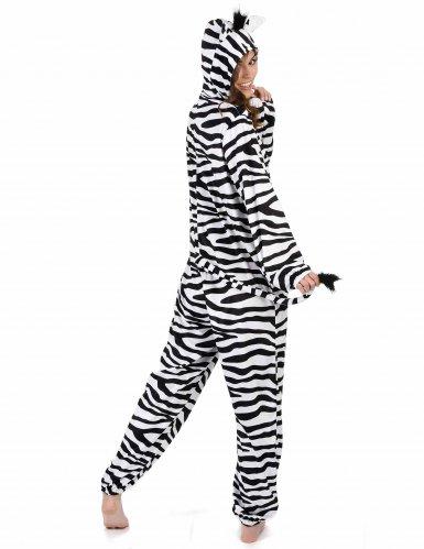 Zebra kostuum voor vrouwen-2