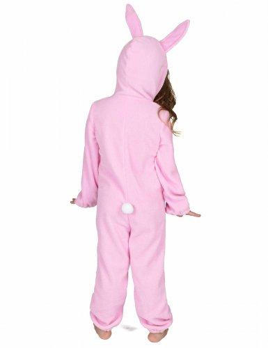 Roze konijn kostuum voor kinderen-2