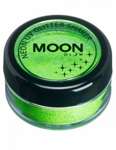 Moonglow© Groen glimmend UV poeder