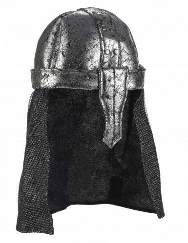 Soepele ridder strijder helm voor volwassenen