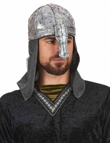 Soepele ridder strijder helm voor volwassenen-1