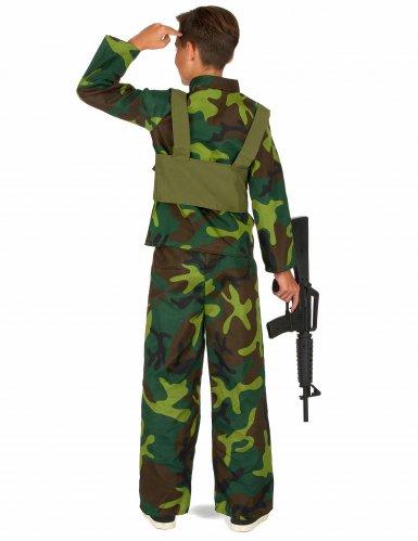 Militair camouflage pak voor jongens-2