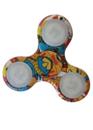 Lichtgevend Comics Hand Spinner -1