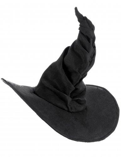 Zwarte heksenhoed voor volwassenen