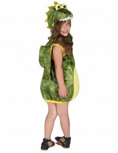 Groene draak outfit voor kinderen-2