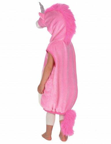 Roze eenhoorn kostuum voor kinderen-1
