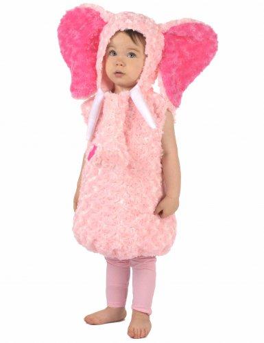 Roze olifant kostuum voor kinderen-1