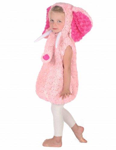 Roze olifant kostuum voor kinderen-2