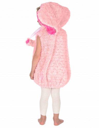 Roze olifant kostuum voor kinderen-3
