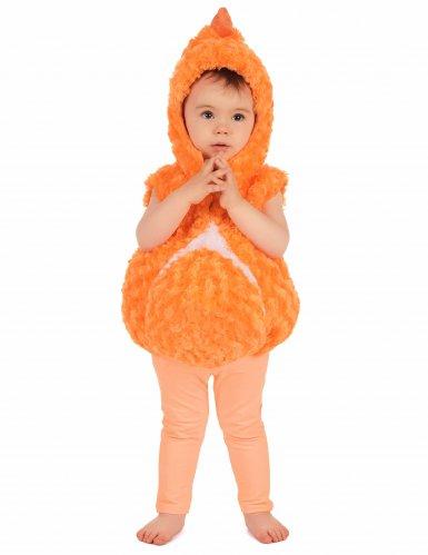 Oranje vis kostuum voor kinderen-1