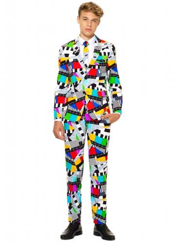 Mr. Testbeeld Opposuits™ kostuum voor tieners
