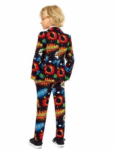Mr. Stripboek Opposuits™ kostuum voor kinderen-1