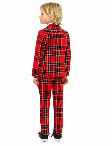 Rood Schots Opposuits™ kostuum voor kinderen-1