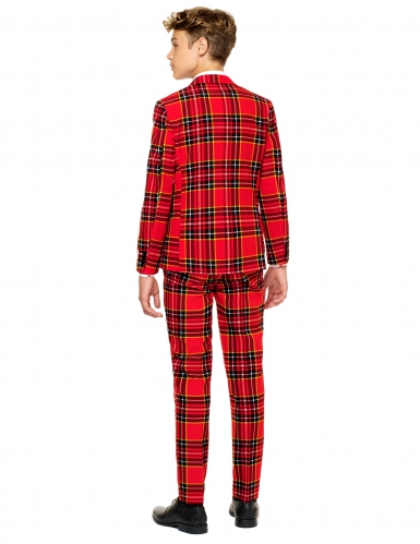 Mr. Schots Opposuits™ kostuum voor tieners-1