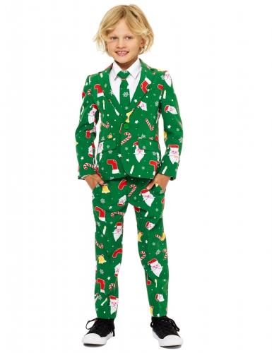 Mr. Santaboss Opposuits™ kerstkostuum voor kinderen