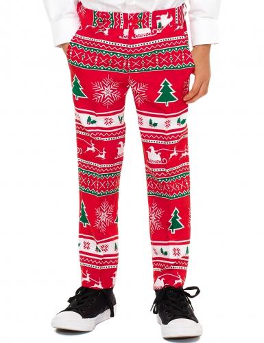 Mr. Winterwonderland Opposuits™ kostuum voor kinderen-1