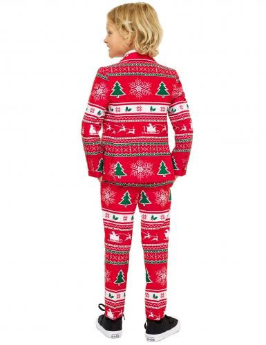 Mr. Winterwonderland Opposuits™ kostuum voor kinderen-2