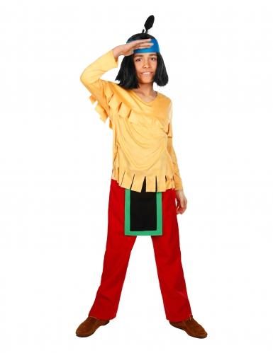Yakari™ kostuum voor jongens