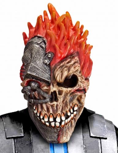 Cyber doodskop masker voor volwassenen